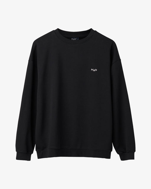 H2O Basic Base Sweat Wmn Sweatshirt 3500 Black