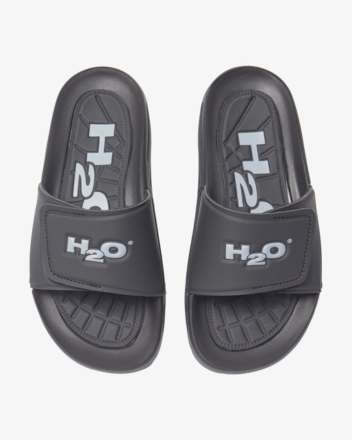 H2O Shoes Junior Adjustable Bathshoe Sandal 3500 Black