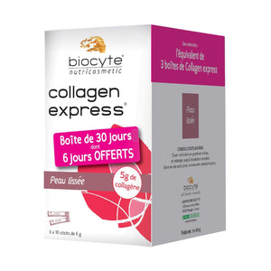Biocyte Collagen express anti-âge