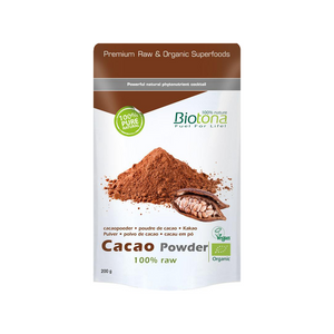 Cacao, poudre - 100 % raw — 200 g