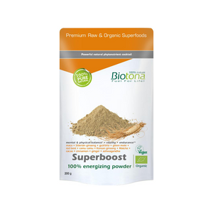 Superboost-100% organic powder — 200 g