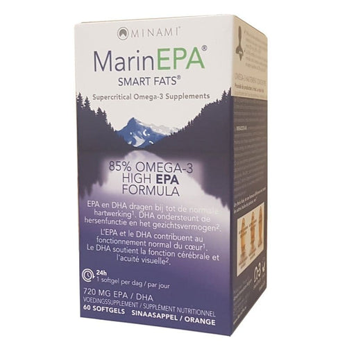 MarinEPA omega 3 - Protection cardiovasculaire