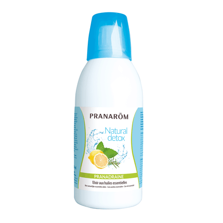 Pranadraine NATURAL DETOX - 500 ml