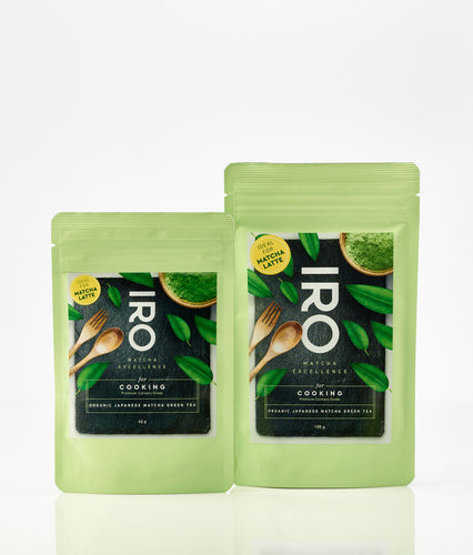 Matcha bio for Cooking Premium Culinary Grade