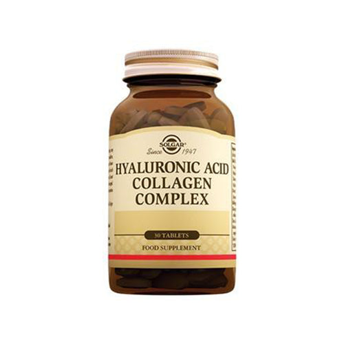 Collagène Acide Hyaluronique -Formule Unique - 30 comprimés