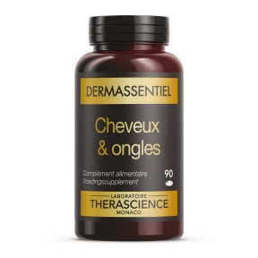 Cheveux & ongles - 90 capsules