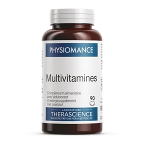 Multivitamines (saveur orange) - 90 gélules