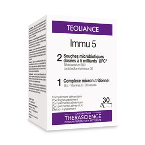 Teoliance Immu 5 - 30 sticks