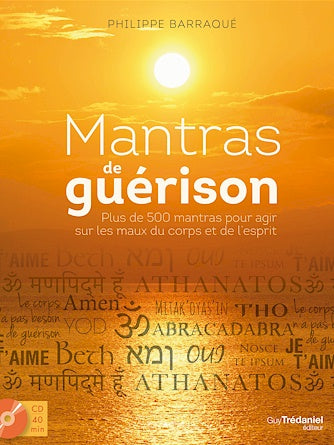 Mantras de guérison - Plus de 500 mantras (CD)
