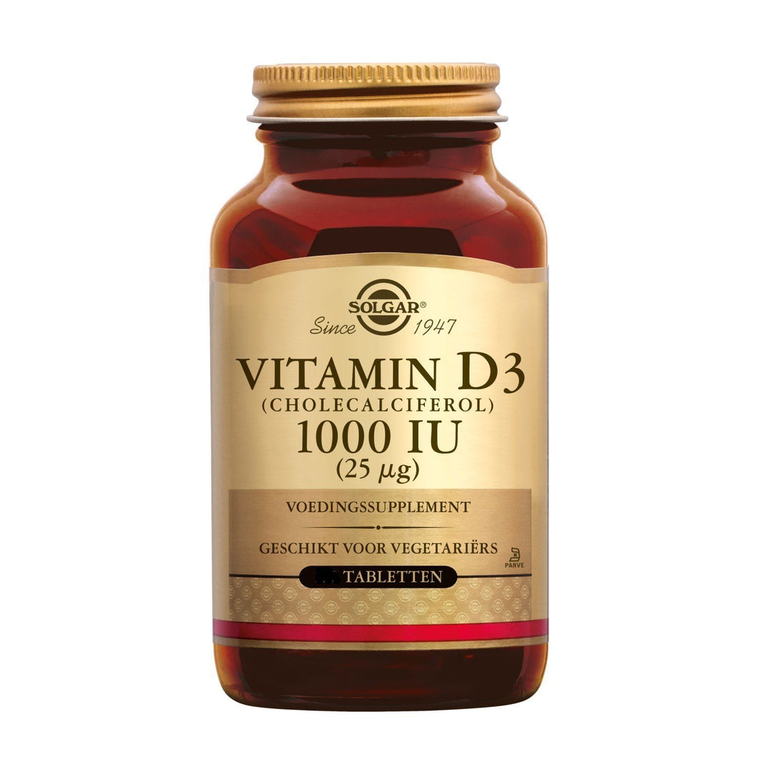 Vitamine D3 - 1000 IU ( 250 tablettes)