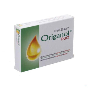 Origanol duo - Renforce l'immunité contre les infections virales