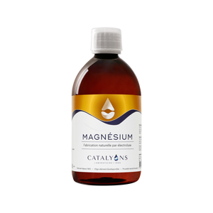 Magnesium - Fatigue et stress