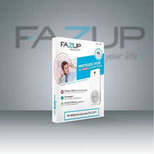 Patch de protection anti onde Fazup - Réduction DAS* pour smartphones