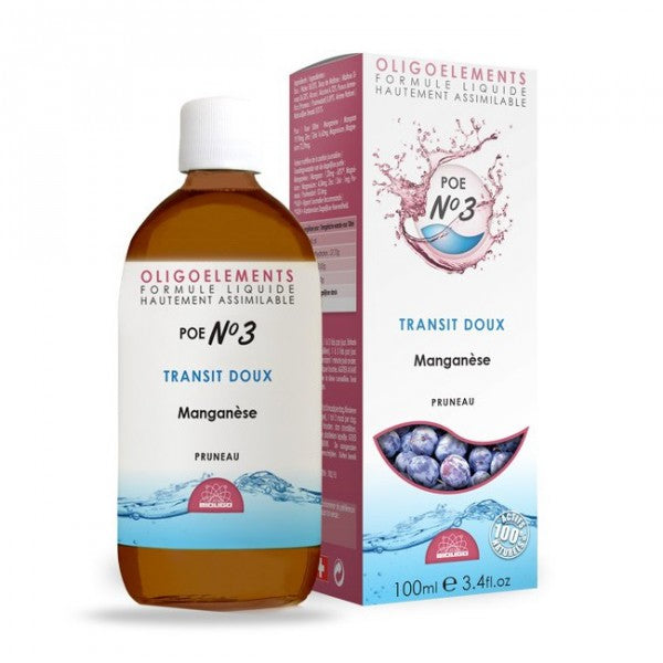 POE N°03 Equilibre Intestinal - 100 ml
