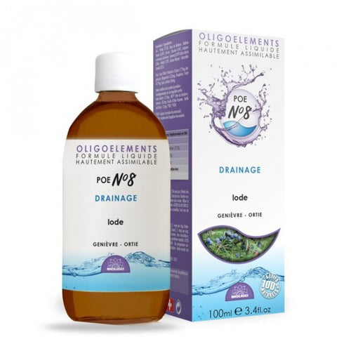 POE N°08 Drainage, Elimination - 100 ml