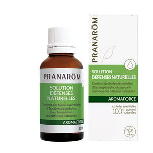 Solution défenses naturelles BIO, 30 ml.