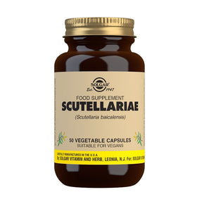 Scutellariae - Antioxydant, anti- inflammatoire, lutte contre les infections virales