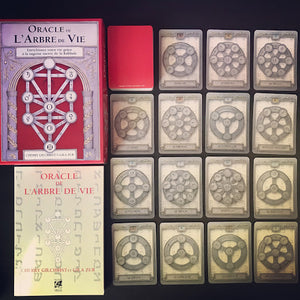 L'oracle de l'arbre de vie (Coffret)