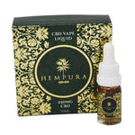 Hempura 250mg CBD Vape Liquid – Citrus Terpene Profile (10ml) - OIKOSPIRAL