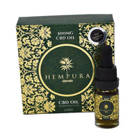 Hempura 500mg (5.0%) Full-Spectrum CBD Oil (10ml) - OIKOSPIRAL