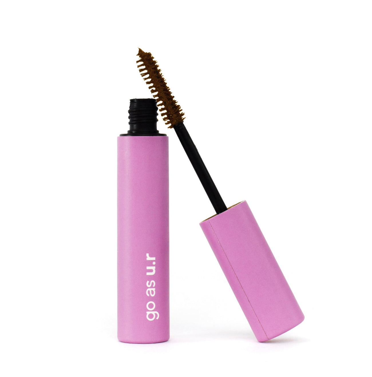 lengthening mascara | brown