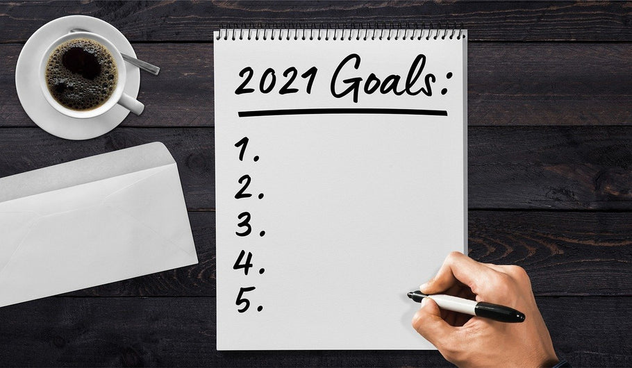 4 Realistic New Years Resolutions
