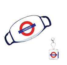 London TFL Face Mask