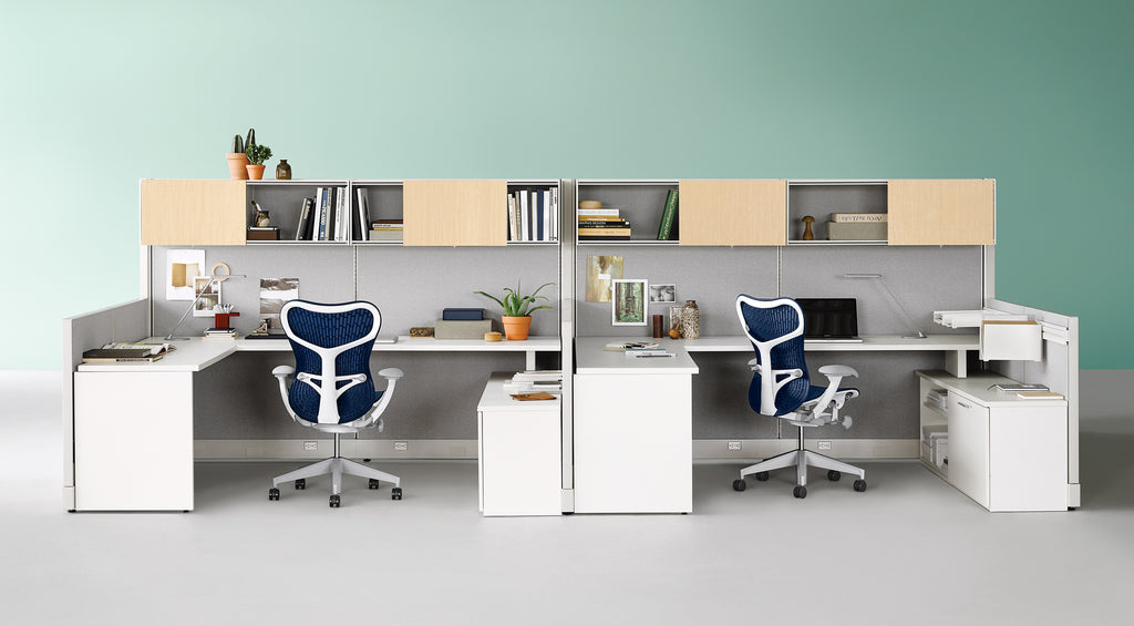 Action Office System - Tri County Office Furniture