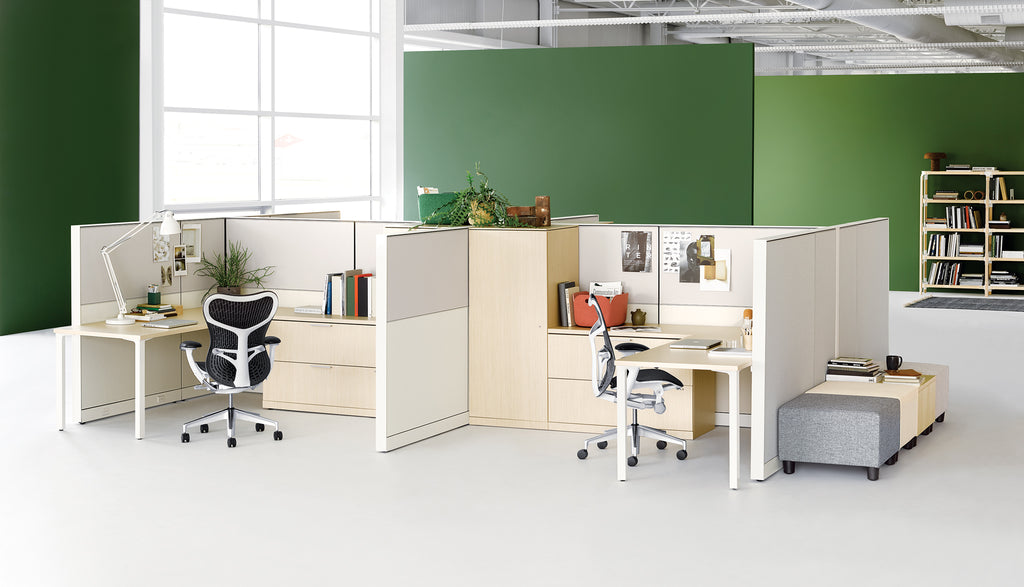 Canvas Office Landscape - Tri County Office Furniture