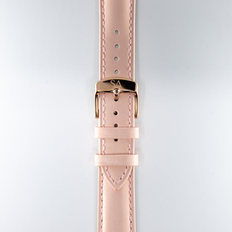 Pink | Rose buckle