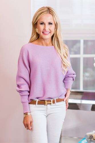 Kaia Sweater- Pink