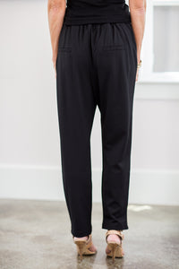 Celine Pants- Black