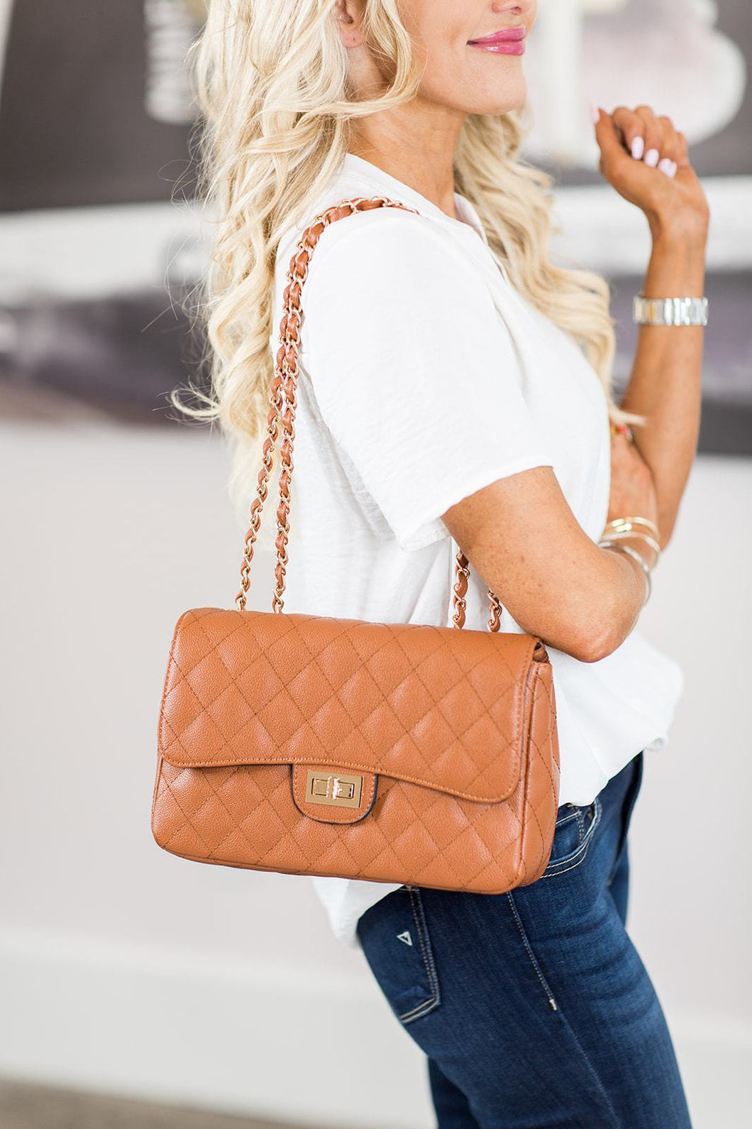 Coco Bag- Brown