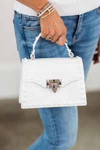 Clarissa Bag- White
