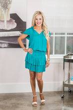 Jenny Dress- Turquoise