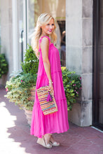 Gigi Dress- Hot Pink