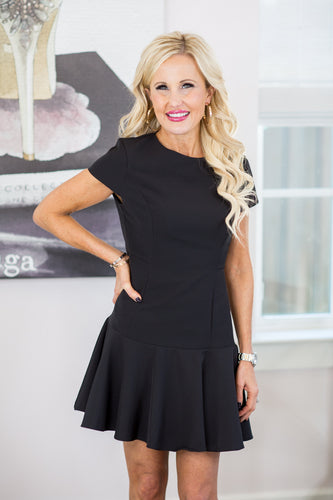 Lena Dress - Black