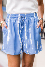 Reves Shorts- Blue