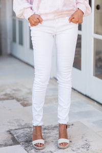 Ginger Higher Mid Rise Jeans