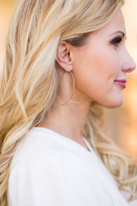 Lana Earrings - Gold and Silver