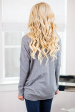 Gemma Sweater- Heather Gray