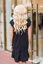 Stacey Dress- Black