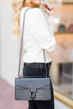 Dinosys Handbag- Black