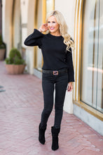 Randi Sweater- Black