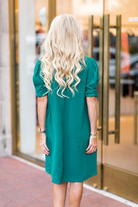 Meg Dress- Green