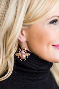 Bee Dangle Earring