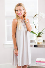 Brittany Dress- Grey