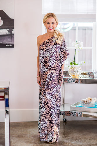Grace Cheetah Dress