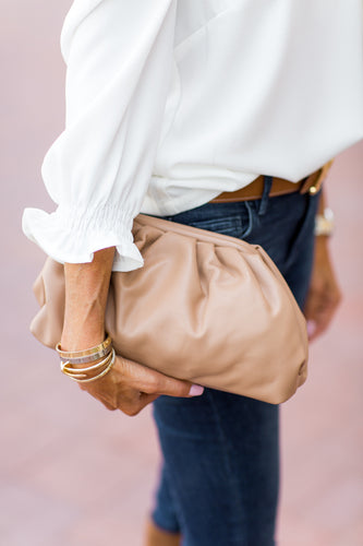 Courtney Bag- Taupe