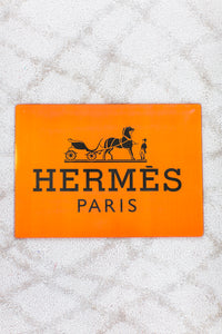 """Hermes"" Glass Tray"